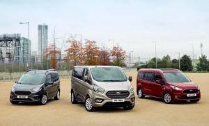 Το νέο Ford Turneo παρουσιάστηκε στην Έκθεση των Βρυξελλών