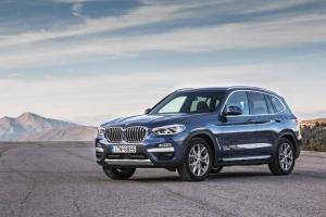 H νέα BMW X3 ξεκινά από 58.130 ευρώ