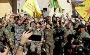 Το Ισλαμικό Κράτος εκδιώχθηκε από την καταστραμμένη Ράκα