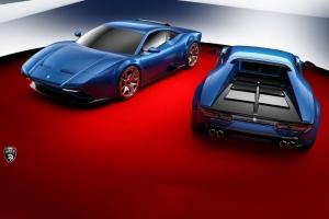 Επιστρέφει το De Tomaso Pantera μέσω της Ares Design!