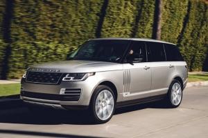 Το Range Rover SVAutobiography έχει πίσω καθίσματα αεροπορικής Business Class