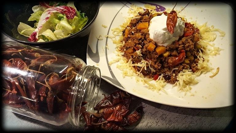 Τσίλι κον κάρνε: Εθιστική γεύση από Μεξικό