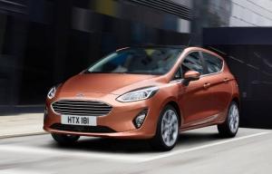 Τo Ford Fiesta είναι το «Αυτοκίνητο του 2018»