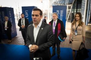 Τσίπρας: Ευκαιρία για μεταρρυθμίσεις που θα προστατεύουν τα κοινωνικά κεκτημένα και τα εργασιακά δικαιώματα
