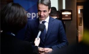 Ο Μητσοτάκης διαχωρίζει την προστασία των συνόρων από την παροχή ασύλου