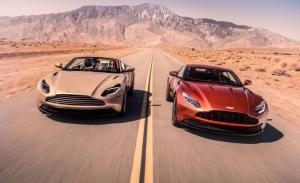 Σαγηνευτική και πανέμορφη η νέα Aston Martin DB 11 Volante
