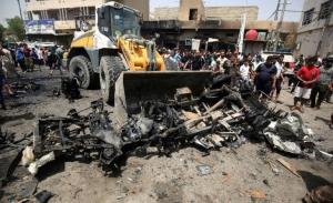 Διπλή βομβιστική επίθεση με πάνω από 125 νεκρούς στη Βαγδάτη