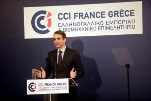 Μητσοτάκης: Η κυβέρνηση ενδιαφέρεται για την ανάπτυξη μόνο στα λόγια και την υπονομεύει στην πράξη