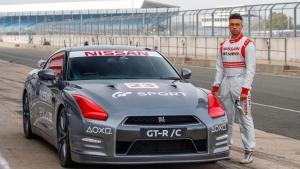 Αυτό είναι ένα τηλεχειριζόμενο Nissan GT-R!