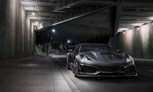 Αυτή είναι η νέα Corvette ZR1 με 765 άλογα