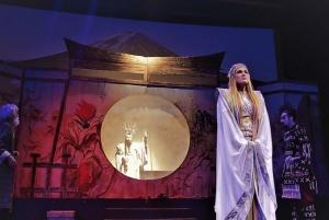 H Σάρα Εσκενάζη είναι «Η νεράιδα του φεγγαριού»