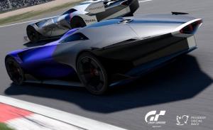 Peugeot L750 R & L500 R Vision Gran Turismo: Ψηφιακά όπλα