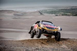Ο Carlos Sainz και η Peugeot κυριάρχησαν στο ράλι Ντακάρ