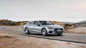 High-tech και δυναμικό το νέο Audi A7