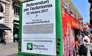 Περισσότερη αυτονομία ζητά η πλούσια Βόρεια Ιταλία