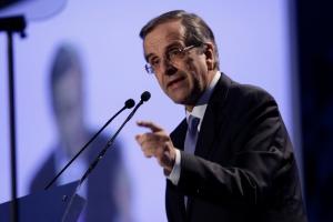 Σαμαράς: Το να λέει αυτά ο κ. Τσίπρας είναι τίτλος τιμής για εμένα