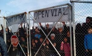 Παραιτήθηκε ο επικεφαλής του Κέντρου Προσφύγων στην Χίο