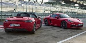 Εντυπωσιακές και ταχύτατες οι νέες Porsche 718 GTS