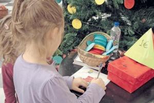 Χριστουγεννιάτικο Bazaar των «Φίλων της Μέριμνας»