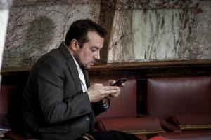 Ν. Παππάς: Μάλλον ο Αντ. Σαμαράς θέλει με αφορμή πάλι το Μακεδονικό να ρίξει και τον Κυρ. Μητσοτάκη