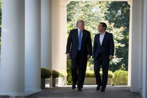Με τον πρόεδρο Τραμπ συμφωνήσαμε στην αναβάθμιση των σχέσεων μας, δηλώνει ο Τσίπρας