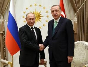 Ερντογάν - Πούτιν οριστικοποιούν τη συμφωνία για τους S-400