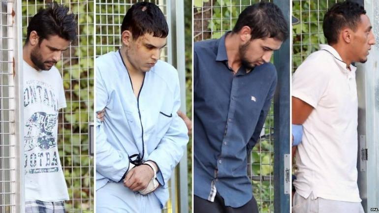 Βαρκελώνη: Προφυλακιστέοι δύο από τους υπόπτους για τις τρομοκρατικές επιθέσεις