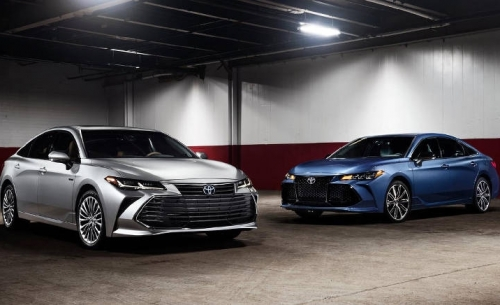 To νέο Toyota Avalon παρουσιάστηκε στο Ντιτρόιτ