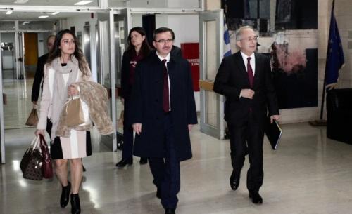 Νέο αίτημα για έκδοση των οκτώ αξιωματικών υπέβαλε η Τουρκία