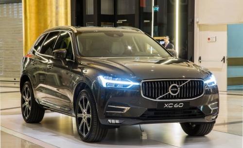 Το νέο Volvo XC60 ξεκινά από 53.490 ευρώ
