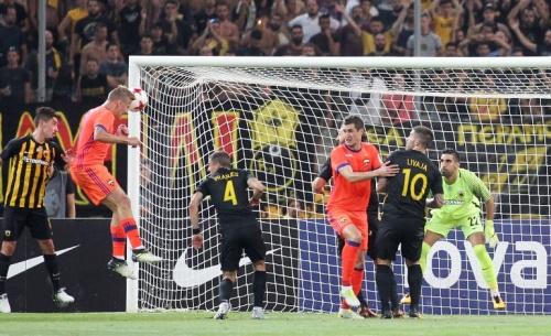 H ΤΣΣΚΑ... κατεδάφισε το όνειρο της ΑΕΚ για Champions League