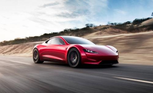 Το εντυπωσιακό νέο Tesla Roadster έχει εκπληκτικές επιδόσεις