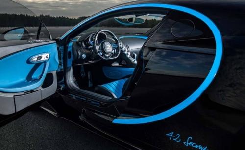 H Bugatti ανακοίνωσε την πρώτη ανάκληση για την Chiron!