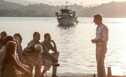 Μητσοτάκης: Μια χώρα με μεγάλη ναυτική και αλιευτική παράδοση, δεν μπορεί να έχει ξένα αλιευτικά πληρώματα