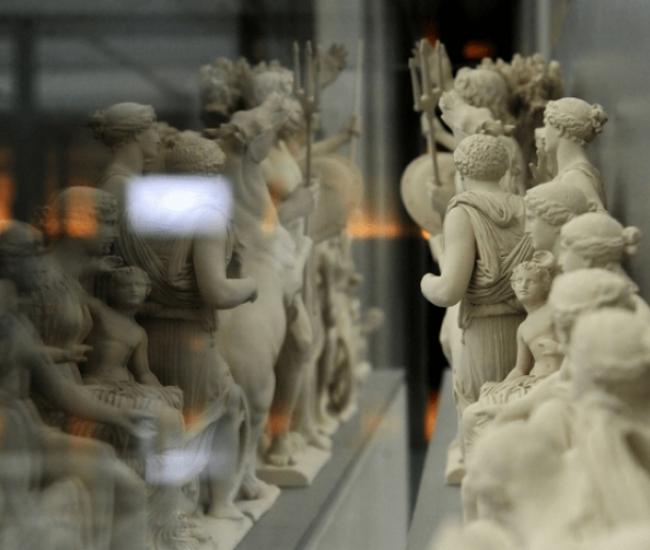 Βραδινή ξενάγηση στο Μουσείο της Ακρόπολης