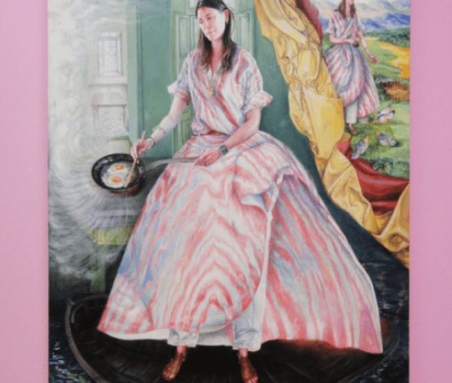 H ατομική έκθεση του Κωνσταντίνου Λαδιανού, Pink Boudoir, στην CAN