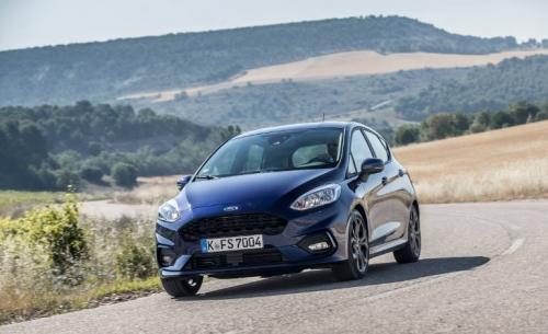 Νέο Ford Fiesta: Φιέστα και για τους 140!