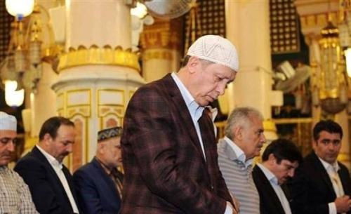 «Κόκκινη γραμμή για τους μουσουλμάνους» η Ιερουσαλήμ λέει ο Ερντογάν