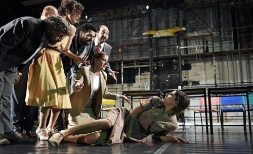 «Το Φιντανάκι» του Παντελή Χορν στην Πειραματική Σκηνή