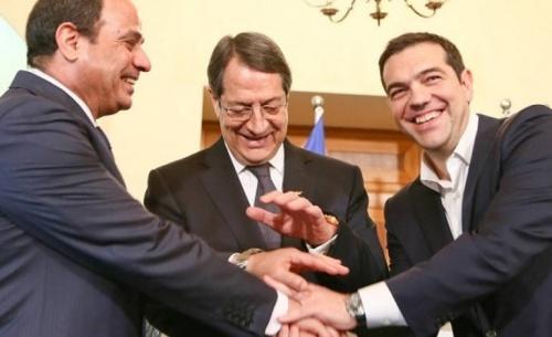 Νέα τριμερής με Κύπρο και Αίγυπτο για τα ενεργειακά