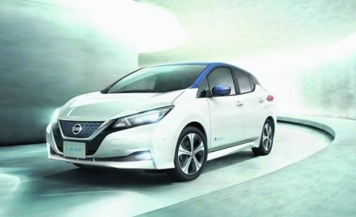 Πρεμιέρα στην Φρανκφούρτη για το νέο Nissan Leaf