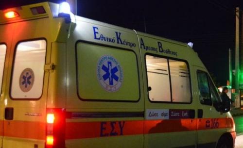 Τραγωδία: Ένας νεκρός, δύο τραυματίες σε τροχαίο στη Θεσσαλονίκη