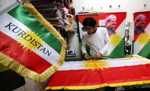 Οι Κούρδοι του Ιράκ απειλούν με αλλαγή συνόρων τη Μέση Ανατολή