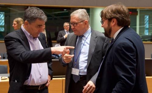Οι γητευτές των Eurogroup