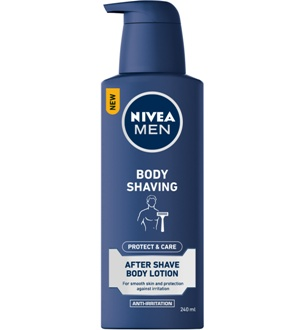 NIVEA Body Shaving After Shave Lotion
