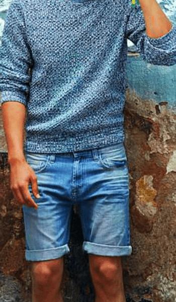 Πώς να φορέσεις βερμούδα (αποκλειστικά για άντρες) - Free Sunday 0a5fae25c39