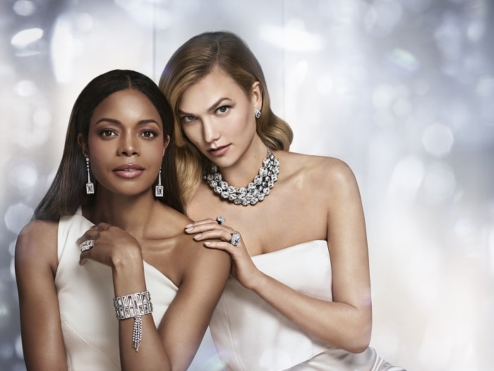 Naomie Harris Karlie Kloss 10 Year Anniversary Advertising Campaign min