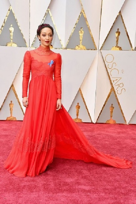 In Valentino at the Oscars February 26 2017 min 1