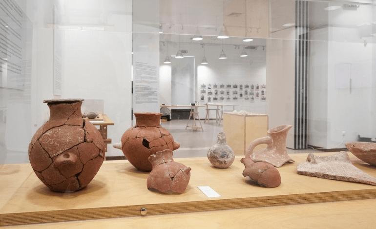 Τα ευρήματα από την Κέρο στην Πινακοθήκη του Δήμου Αθηναίων (ΦΩΤΟ)