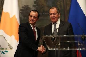 Λαβρόφ: Αναχρονιστικό το σύστημα εγγυήσεων στην Κύπρο